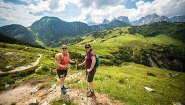 Salomon Trailrunningcamp für Einsteiger